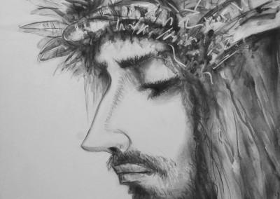 Blanco y Negro Cristo