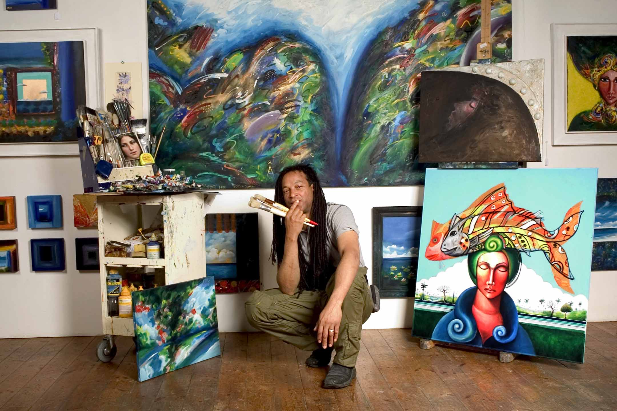 Raul Speek Gallery